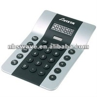 Promotional Multi-function Desktop Calculator 41034 with Calendar/World Time/Alarm