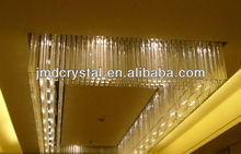 acrylic crystal bead door curtains for home decoration and wedding