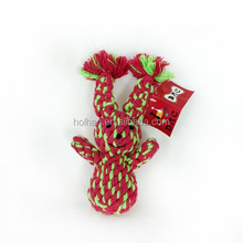 WHOLESALE DOG CHEW TOY DOG ROPE TOY COTTON PET ROPE