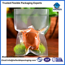 custom packaging and printing biodegradable food packaging frozen food packaging vacuum bags
