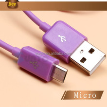 Micro USB Cable USB 2.0 compatible Samsung Galaxy S4 1m USB data cable