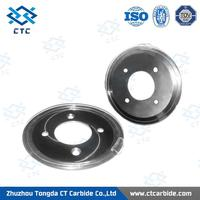 New design tungsten carbide saw blade for hand cutting tobacco