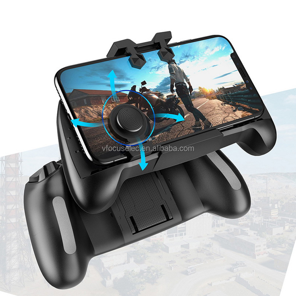 New 4 in 1 Mobile pubg <strong>Controller</strong> AK21 Gaming Joystick with L1 R1 Fire Trigger Button Gamepad