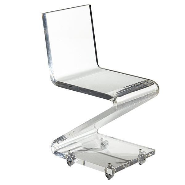 clear acrylic chair with casters buy clear acrylic chairs acrylic