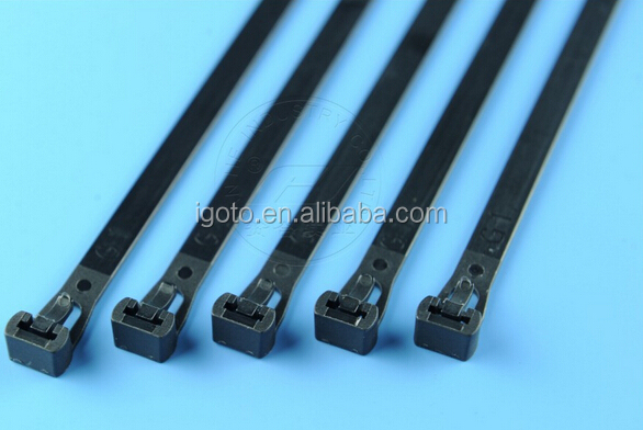 igoto UL certificate high quality releasable plastic zip tie,cable ties