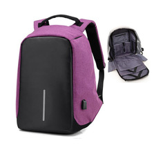 Wholesale Secret Compartment Buisness Anti-Theft Laptop Backpack With Many Pockets