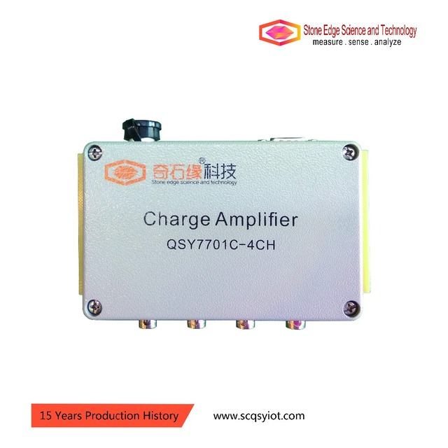 WIM weigh in motion Dynamic truck scales Charge Amplifier