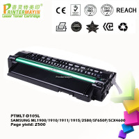 0ffice Supplies Printer Toner Cartridge for Samsung ML-1911 Toner Cartridge (PTMLT-D105L)