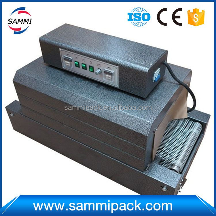 BSS-400 Low cost top new cheap overlapping shrinking wrapping machine