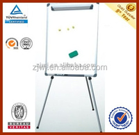 Tripod stand high adjustable flip chart easel magnetic white board