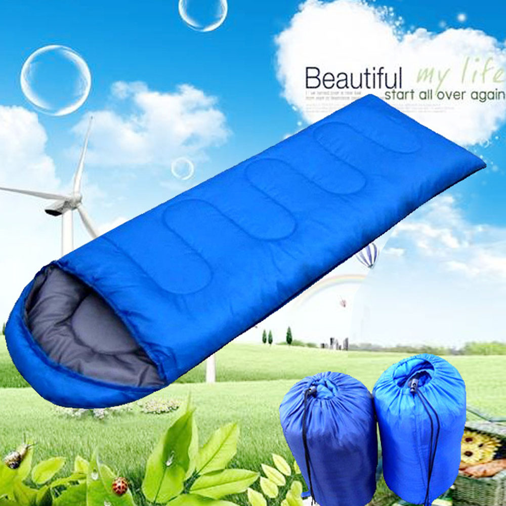 Waterproof Sports equipment Great For 4 Season Traveling, Camping, Hiking liner sleeping bag