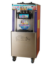 2014 newly hot sale cheap price commercial frozen yogurt making machine for sale made in china