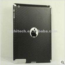 Full Body Carbon Fiber Skin Sticker Cover For iPad 1 ipad 2