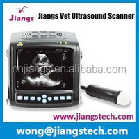 Jiangs ultrasound for sow, animal ultrasound diagnostic instrument for dog,cat,cattle,sheep