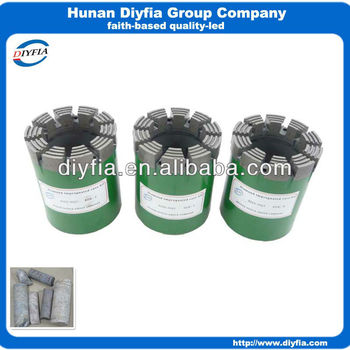 rock drill bits for geological application