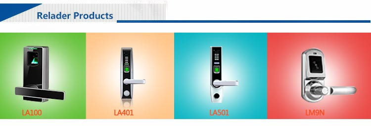 HF-LC901 House Protector Password PIN Digital Locker Lock