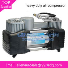 double cylinder air compressor / tyre inflator