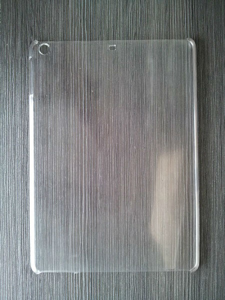 Snap on PC case for iPad 5