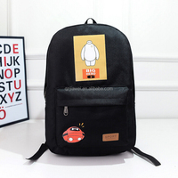 Fashion Stylish Kids Cartoon Picture of School Bag