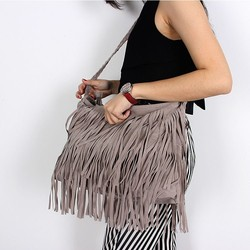 2015 High End Fashion Tassel Ladies golf bag shoulder strap