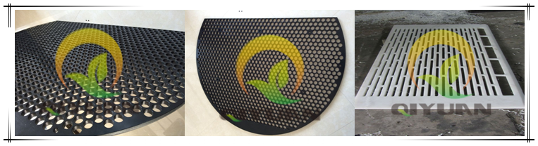 High Quality Uhmwpe Outrigger Pad With The Industrial Safety Texture