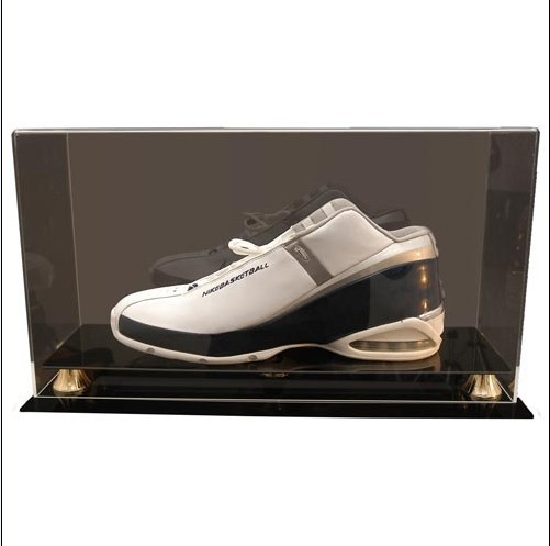 CONT--3 ACRYLIC SHOES DISPLAY BOX/ SHOES DISPLAY HOLDER