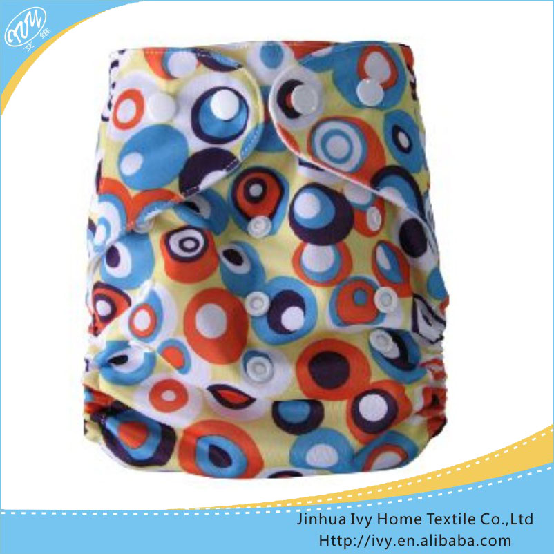 washable cloth diaper baby diaper in guangzhou