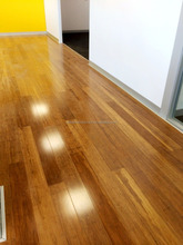 Australia Solid Bamboo Parquet Manufacturer Strand Woven Bamboo Click Dark Color Solid Bamboo Flooring