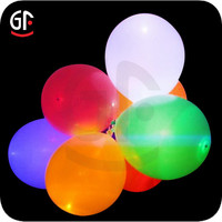 Arts And Crafts Wholesale Wedding Decoration White Home Decor 3 Settings Led Ballon
