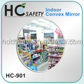 HC-901 60cm 180 degree indoor stainless steel convex mirror