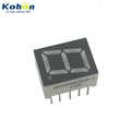 Small size single digit common cathode blue color LED seven segment display