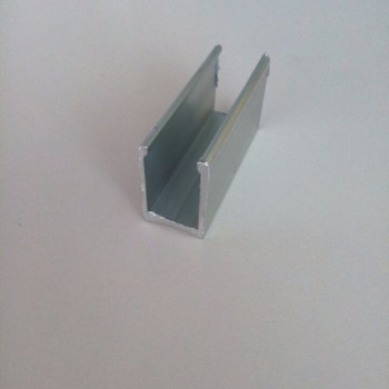 U shape aluminum extrusion profiles
