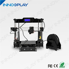 2017 newest upgrade High Quality Precision Reprap Prusa DIY 3d Printer 3D printer filaments 1.75mm PLA ABS 3D printer machine