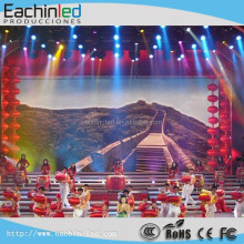 Chinese Wedding Cabinet P6 Pull Aluminum Full Color Rental Indoor LED Display Screen