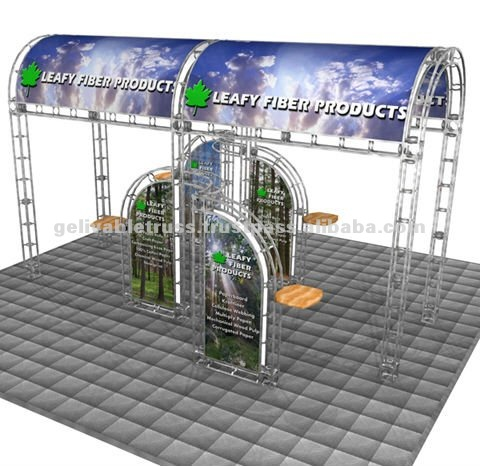 cheap Trade Show Portable Truss Displays