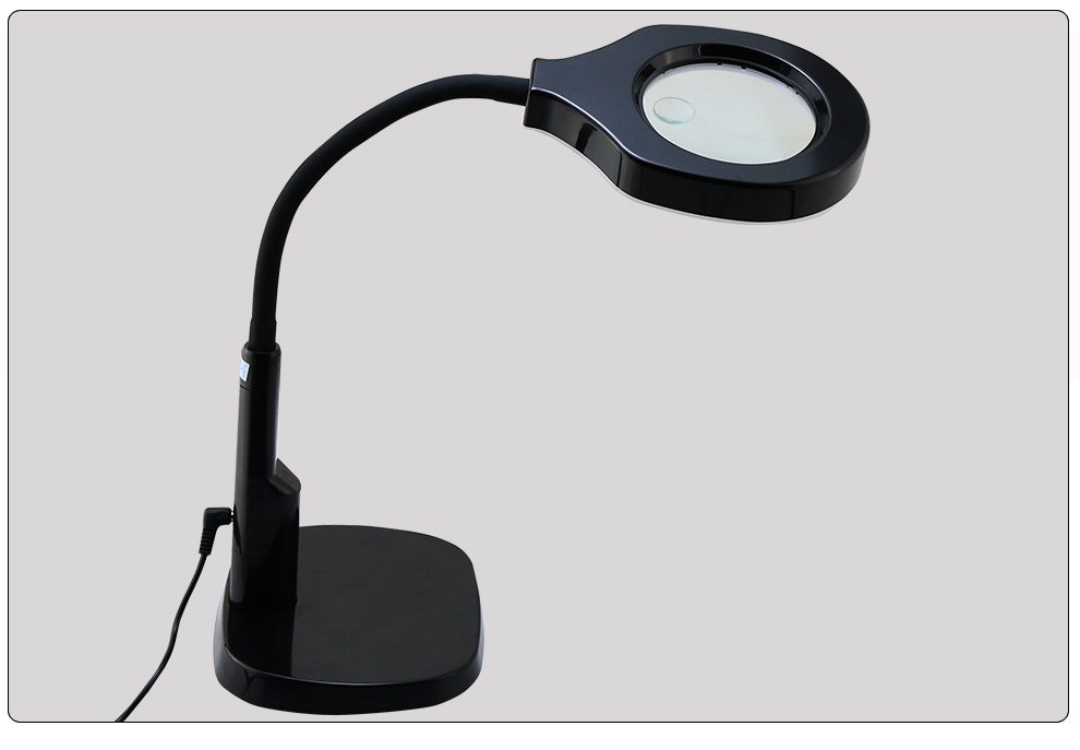 BST-9145T New Design Multi-function Portable magnifying lamp led