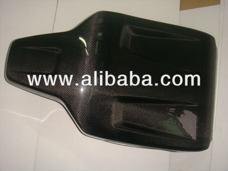 cover seat carbon Mercedes w204 C63