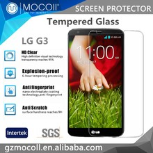 consumer electronic anti-radiation laptop mobil silicone screen protector for LG G3 mobile phone accessory
