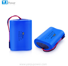 Rechargeable 8000mah 26650 lithium ion battery 3.7V for LED Work Lights