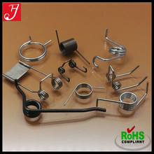 Manufacturer adjustable furniture usage custom flat spiral double torsion spring