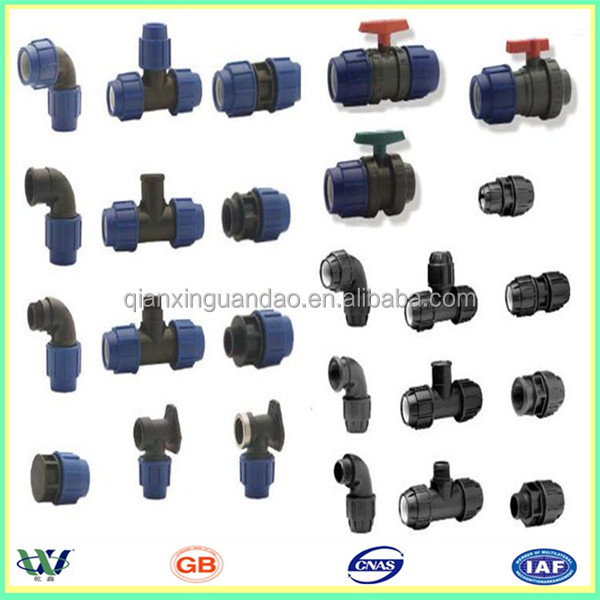 china wholesale hdpe pipe fitting male adaptor