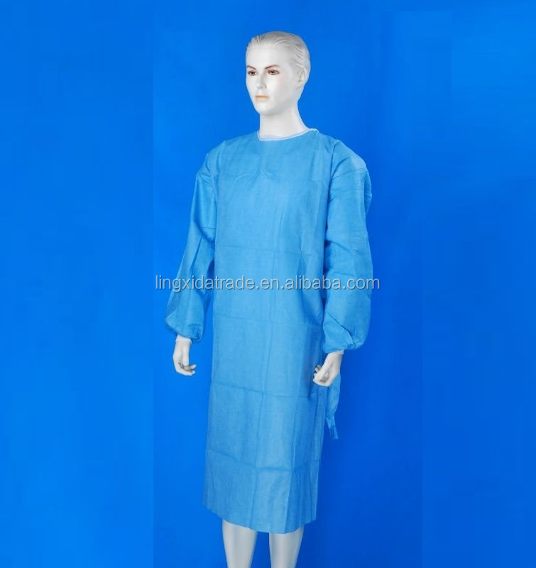 Disposable hospital childrens patient gowns
