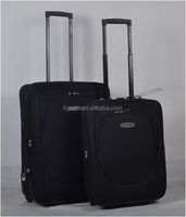 Cheap 20 24 Inch 600D 2 Piece Trolley Luggage Set Luggage Case