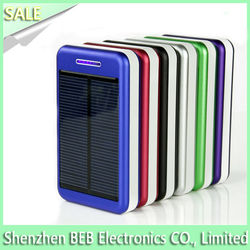 Alibaba qualified 13800mah digital solar charger