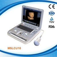 4D Medical Ultrasonic Scan Machine-MSLCU18S