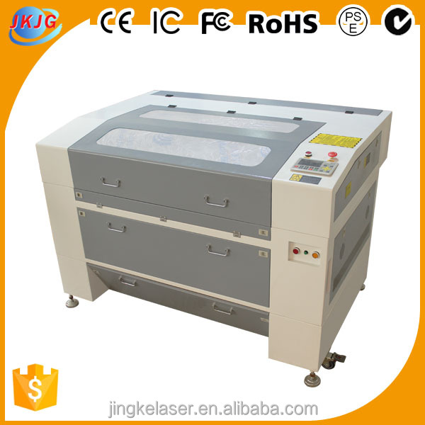 Perfect design CO2 laser cutting machine for acrylic / clothes /leather/ mdf