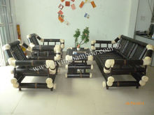 HA NOI BAMBOO LIVING ROOM SET, BAMBOO SOFA