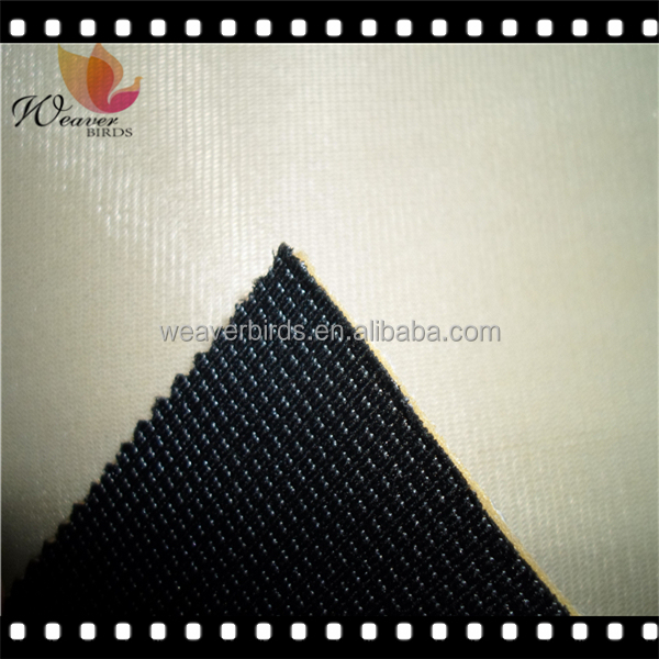New arrival latest 2mm thickness jacquard car seat cover fabrics