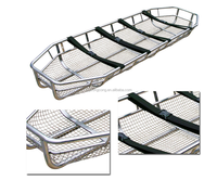 Stainless steel helicopter emergency rescue basket stretcher for military