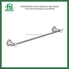 antique removable extension single towel bar 540mm for shower room